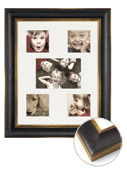 Artcare™ One Step Wood Frame Kit - Tuscan Collage