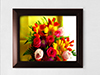 "Classic Wood Collection 8"" x 10"" Photo Frame - Mahogany"