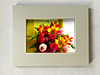 "Century 5"" x 7"" Contemporary Chrome Photo Frame"