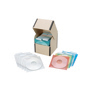 CD Saver™ Sleeve Protectors - Assorted (50/pk)