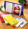 Recipe Collector Set with 5x8 Cards