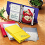 Recipe Collector Set with 3x5 Cards